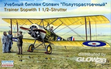 Sopwith Strutter Trainer · EAS 72159 ·  Eastern Express · 1:72