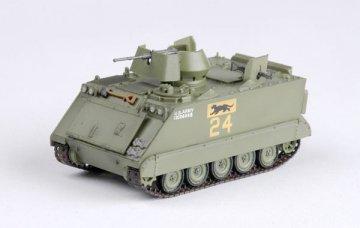 M113ACAV 8th Infantry Mechanized · EZM 35003 ·  Easy Model · 1:72