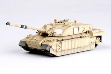 Brit. Challenger II - Iraq 2003 · EZM 35012 ·  Easy Model · 1:72