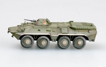 BTR-80 USSR Imp. Guard Tr. · EZM 35017 ·  Easy Model · 1:72