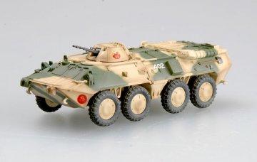 BTR-80 Russian Army Battle · EZM 35018 ·  Easy Model · 1:72