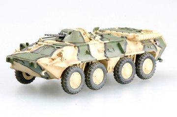 BTR-80 USSR Imp. Guard · EZM 35019 ·  Easy Model · 1:72
