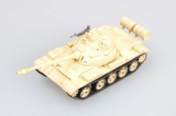 T-54 Iraq 1991 · EZM 35022 ·  Easy Model · 1:72