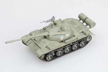 T-54 Kosovo 1998 · EZM 35023 ·  Easy Model · 1:72