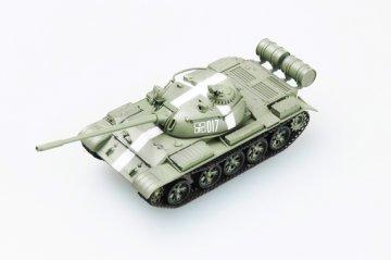 T-55 USSR 1968 in Prague · EZM 35024 ·  Easy Model · 1:72