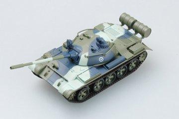 T-55 Finnish Army · EZM 35025 ·  Easy Model · 1:72