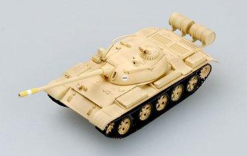 T-55 Iraq 1991 · EZM 35027 ·  Easy Model · 1:72
