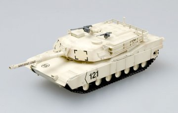 M1A1 Kuwait 1991 · EZM 35030 ·  Easy Model · 1:72