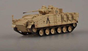 MCV 80(WARRIOR)1st Bn,Staffordshire Reg · EZM 35035 ·  Easy Model · 1:72