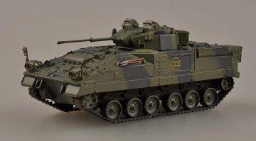 MCV 80(WARRIOR)1st BN based at Germany93 · EZM 35037 ·  Easy Model · 1:72