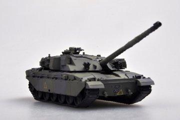 Challanger I, Bosnia 1996 · EZM 35107 ·  Easy Model · 1:72
