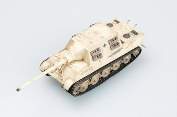 Jagdtiger He s.PZ.Jag.Abt. 512 Mono Color Camouflage · EZM 36105 ·  Easy Model · 1:72
