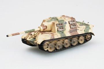 Jagdtiger He s.PZ.Jag.Abt. 653 Three Color Camouflage · EZM 36106 ·  Easy Model · 1:72