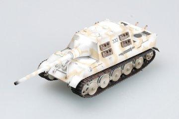 Jagdtiger He s.PZ.Jag.Abt. 653 Tank 332 · EZM 36107 ·  Easy Model · 1:72
