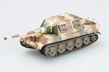 Jagdtiger Henschel s.Pz.Jag.Abt.653 · EZM 36109 ·  Easy Model · 1:72