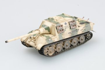 Jagdtiger Henschel s.Pz.Jag.Abt.512 · EZM 36110 ·  Easy Model · 1:72