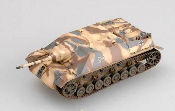 Jagdpanzer IV Germany 1945 · EZM 36122 ·  Easy Model · 1:72
