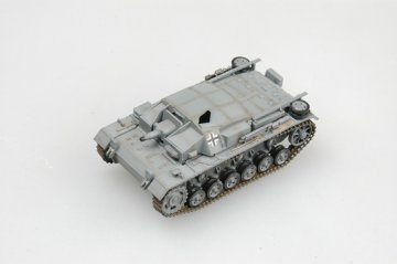 StugIII Ausf C/D Russia Winter 1941-42 · EZM 36141 ·  Easy Model · 1:72