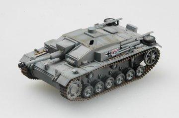 Stug III Ausf.F Sturmgeschütz-Abteilung 201, 1942 · EZM 36146 ·  Easy Model · 1:72