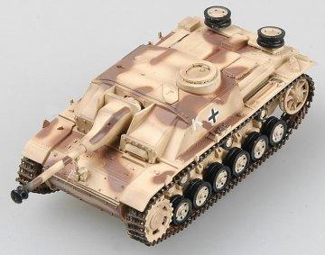 Stug III Ausf.G, Russland 1944 · EZM 36151 ·  Easy Model · 1:72