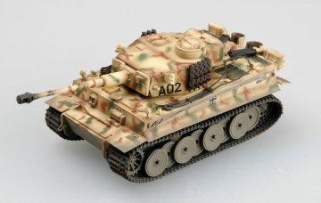 Tiger 1 Early Type Großdeutschl. · EZM 36207 ·  Easy Model · 1:72
