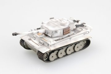 Tiger 1 Early Type ´´LAH´´, Kharkov, 194 · EZM 36208 ·  Easy Model · 1:72