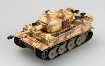 Tiger 1 Early Type Das Reich-Russia · EZM 36210 ·  Easy Model · 1:72