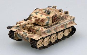 Tiger 1 1944 · EZM 36217 ·  Easy Model · 1:72