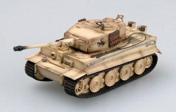 Tiger 1/300 1944 · EZM 36219 ·  Easy Model · 1:72