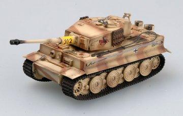 Tiger 1/312 1944 · EZM 36220 ·  Easy Model · 1:72