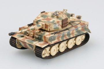 Tiger 1/242 1944 · EZM 36221 ·  Easy Model · 1:72