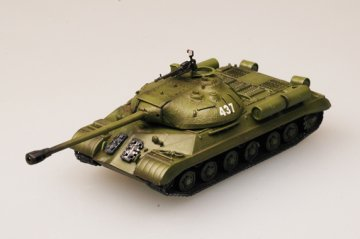 USSR JS-3/ 3M China 1972 · EZM 36247 ·  Easy Model · 1:72