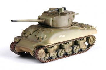 M4A1 (76)W Middle Tank 7th Armored Brigade · EZM 36249 ·  Easy Model · 1:72