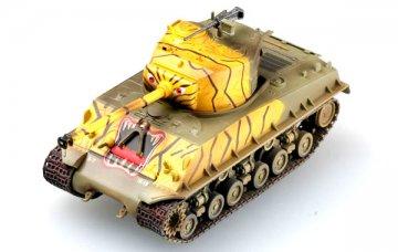 M4A3E8 Middle Tan - 5th nf. Tank Co. 24th Inf. Div., Easy Model · EZM 36258 ·  Easy Model · 1:72