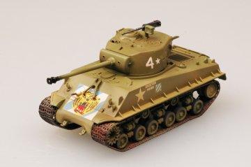 M4A3E8 Middle Tank - 64th Tank Bat. · EZM 36259 ·  Easy Model · 1:72