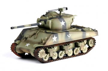 M4A3 (76) Middle Tank 714th Tank Bat., 12th Armored Div. · EZM 36261 ·  Easy Model · 1:72