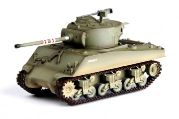 M4A3 (76) Middle Tank 4th Tank Bat., 1st Armored Div. · EZM 36262 ·  Easy Model · 1:72