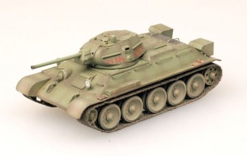 T-34/76 1942 Moscow field · EZM 36264 ·  Easy Model · 1:72