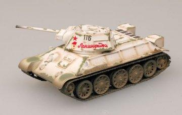 T-34/76 1943 ( 1944 Spring) · EZM 36269 ·  Easy Model · 1:72