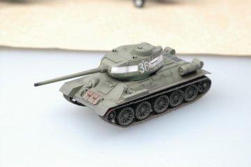 T-34/85 - Russian Army · EZM 36270 ·  Easy Model · 1:72