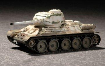 T-34/85 - Russian Army winter marking · EZM 36271 ·  Easy Model · 1:72