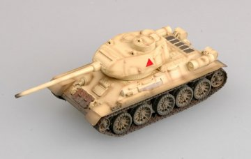 T-34/85 - Egyptian Army · EZM 36272 ·  Easy Model · 1:72