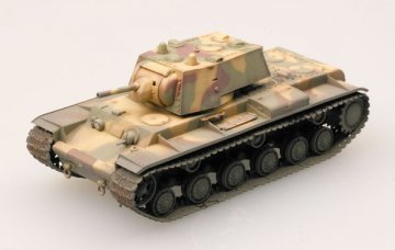 KV-1 - Russian Army 1941 3 colors · EZM 36275 ·  Easy Model · 1:72