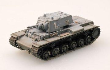 KV-1 - Captured of the 8th Panzer div. · EZM 36277 ·  Easy Model · 1:72