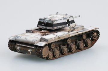 KV-1 - Captured · EZM 36278 ·  Easy Model · 1:72