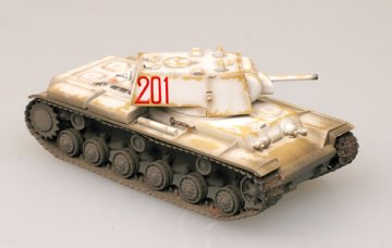 KV-1 - Russian captured · EZM 36279 ·  Easy Model · 1:72