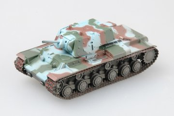 KV1E Heavy Tank Finland · EZM 36280 ·  Easy Model · 1:72