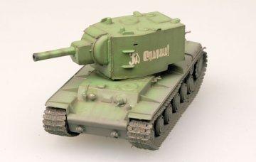 KV-2 - Russian Army (green) · EZM 36282 ·  Easy Model · 1:72