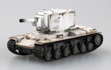 KV-2 - Russian Army (white) · EZM 36283 ·  Easy Model · 1:72
