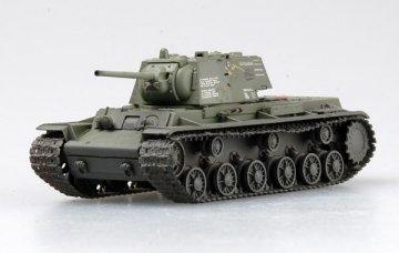 Russ. KV-1 Mod 1942 Heavy T. Reg. · EZM 36288 ·  Easy Model · 1:72